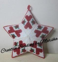 HEARTS & ROSES STAR | Craftsy