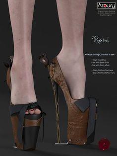 5997fa569c Give extreme high heeled Platform Pumps a second live