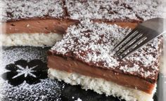 Sweet Desserts, Sweet Recipes, Graham Crackers, Nutella, Tiramisu, Love Food, Cooking Recipes, Sweets, Lunch