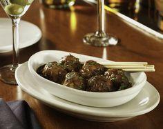 Fleming's Prime Steakhouse Meatballs