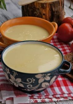 moje pasje: Serek topiony domowy No Cook Appetizers, Appetizer Recipes, Polish Recipes, Slow Food, Appetisers, Food And Drink, Cheese, Pizza, Homemade