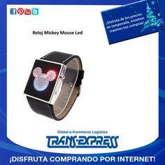 Para todos los fanáticos de Mickey Mouse,TransExpress compras en internet en El Salvador. Costo aprox $19.53