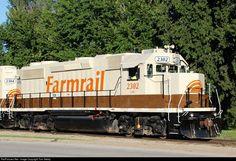 RailPictures.Net Photo: GNBC 2302 Grainbelt EMD GP38-2 at Enid, Oklahoma by Tom Stebly