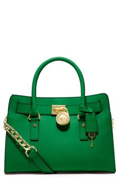 MICHAEL Michael Kors Hamilton Saffiano Leather Satchel, Medium   Nordstrom cheap.thegoodbags.com MK ??? Website For Discount ⌒? Michael Kors ?⌒Handbags! Super Cute! Check It Out!