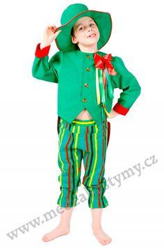 VODNÍK dětský kostým