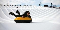 See what Chad Diedrick, managing producer for Discover Wisconsin, has to say about the best snow tubing destinations in Wisconsin.