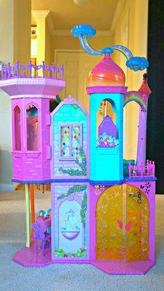 How fun!  Holiday Fun With The Barbie® Rainbow Cove™ Princess Castle Playset! - https://goo.gl/mulp1B via @honeyandlimeco #ad