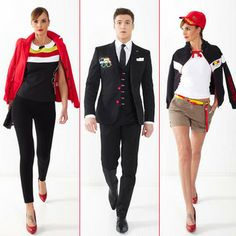 Belgium 2012 Opening Ceremony Uniforms