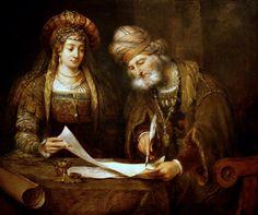 El libro de Ester y Purim son una verdadera mina de secretos a la luz de la guematria a los que sólo unos pocos afortunados han accedido. Veamos algunos de los más conocidos.  El libro de Est...