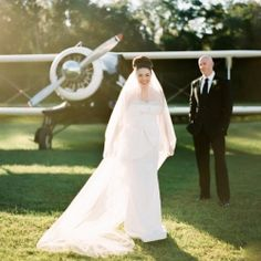 "Emerald green, metallic accents, and a modern, aviation theme for a couple whose story ""began on a plane to Italy""..."