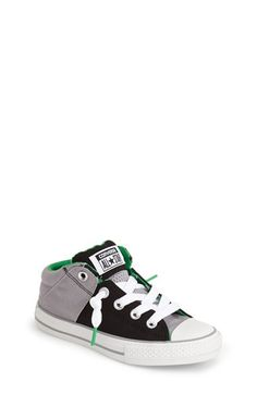 604f91330498 Boy s Converse Chuck Taylor All Star  Axel  Mid Top Sneaker Boys Converse