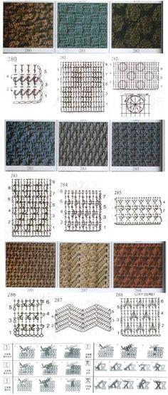 Bag's Pattern #1 From (Crochet Pattern 1080) -Gou Zhen Bianzhi 1080 (2003)