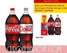 Coke 2 Liter Bottle
