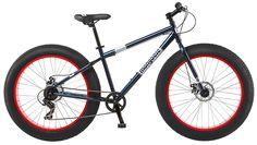 Amazon.com : Mongoose men's Dolomite Fat Tire Bike, Blue, 26 inch : Sports & Outdoors