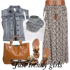 printed skirt  Mix and match your summer wear see collection http://www.justtrendygirls.com/mix-and-match-summer-casual-wear/