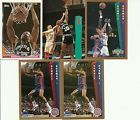 For Sale - 5 - DENNIS RODMAN - NBA Basketball Card Lot Detroit Pistons San Antonio Spurs