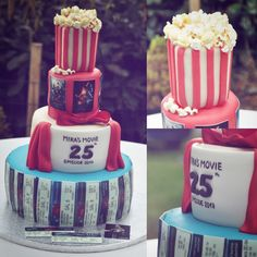 Birthday cake - movies