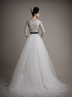 32 Awesome Wedding Dresses for Muslims 2015 (7)