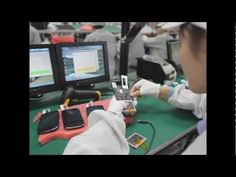 A sneak peek into Gionee Mobile manufacturing facility.