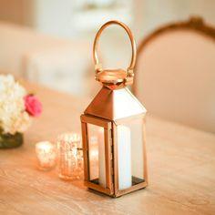 Antique Brass Lantern |