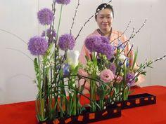 Ikebana. L'arte della composizione dei fiori