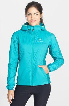 Arc'teryx 'Atom LT' Coreloft™ Hooded Jacket available at #Nordstrom