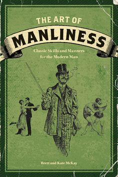 Wedding season is upon us; tall or otherwise, a great gift idea for groomsmen: The Art of Manliness book