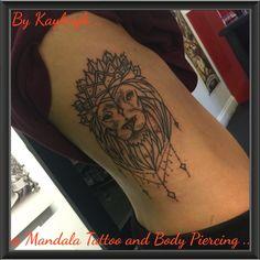 Lion mandala dotwork rib tattoo on a women artwork and tattoo done by Kayleigh at mandala tattoo and bodypiercing studio Blaby Leicester #liontattoo #liontattoodesign #mandalatattoo #mandala #dot #dots #dotwork #dotworktattoo #ribs #ribtattoo #art and #tattoo by @kbiffy #ornate #feminine #femaletattooist @mandalatattoostudio @shadowlinesumi #newtattoo #ink #inkedwomen