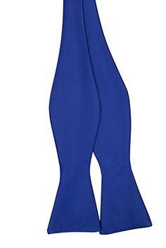 Jacob Alexander Solid Color Self Tie Bowtie - Royal Blue Jacob Alexander http://www.amazon.com/dp/B00ESGFNJK/ref=cm_sw_r_pi_dp_UPZ-vb0XAHCQC
