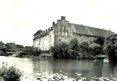 Die Burg von Labiau - Ostpreussen