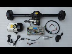 Electric Car Kit, Electric Motor For Car, Electric Car Conversion, Go Kart Kits, Power Trailer, Car Interior Upholstery, Bike Lift, Triumph Motorcycles, Tube Chassis