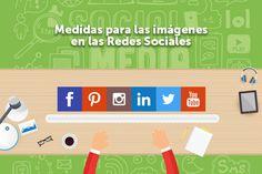¿Sabes que medidas se recomiendan para redes sociales como Facebook, Twitter, Instagram, Google+, Linkedin, Pinterest o Youtube? #HoySeMueveEnTilo Alberto y nos cuenta todos los trucos!! ¡Atentos!