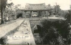 평양 칠성문 平壌・七星門 Pyeong-yang Chill Seong gate(Mun