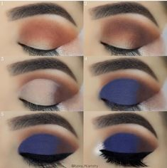 Eye make-up – Hair Style Beauty Make-up, Beauty Makeup Tips, Makeup Goals, Makeup Hacks, Beauty Women, Fall Makeup, Love Makeup, Makeup Inspo, Girls Makeup