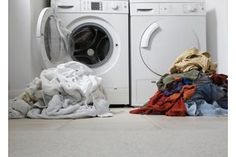 How to Keep Lint off Clothes in the Washing Machine | eHow