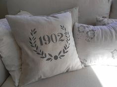 nice cushions (Marley & Lockyer)