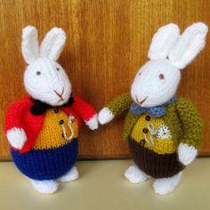 Flutterby Patch: Кролики