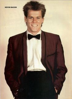 Kevin Bacon - love this movie!