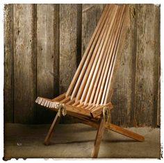 Cátedra Ocio / Silla de jardín / Silla de playa / Silla plegable