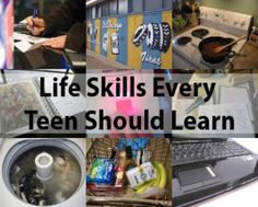 Preparing for college is about more than tests, scholarships, and applications. Here are 10 life skills every teen should learn before leaving home.