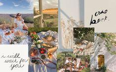 french picnic|| laptop wallpaper