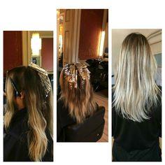 #balayage #phbonder #flashlift #redken #hairpoint #nathalievlug