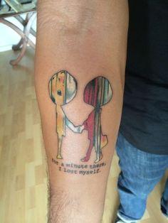 5-radiohead tattoos