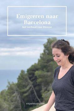emigreren naar Barcelona Alicante, Barcelona, Barcelona Spain