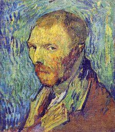 Vincent van Gogh: Self Portrait 1889