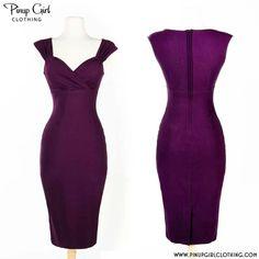 Ultimate pin-up dress