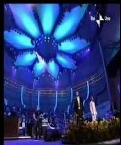 "Luciano Pavarotti and Ian Gillan (of Deep Purple) singing 'Nessun Dorma.' Everything about this video is ridiculous, but especially the children's choir that sings one line, Gillan's English-Italian lyrics, and, not to mention, why these two singers would ever perform together. ""Who's idea was it?"" ""Sua."""