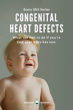 You went for your 20 week ultrasound, asked all the right questions and just got the results. Here's what you need to know if your doctor tells you your baby has congenital heart defects.