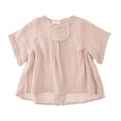 Tocoto Vintage Tocoto Vintage Pom Pom Top Shop @ www.so-lovable.nl