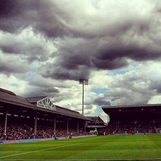 Fulham - Craven Cottage - This was one of my favourite experiences of the trip so far. Fulham and Southampton fought out a 1-1 draw. The locals were ropable and highly critical of their teams effort. I just loved it! 25,700 fans packed the stadium to capacity in the shadow of the historic cottage which sits in the corner.